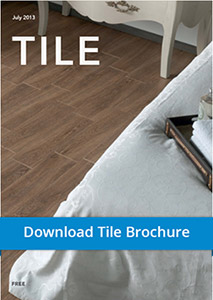 Check out the latest tile brochure!