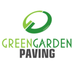 Green Garden Paving Logo